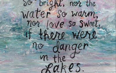 Digital Download of the Week (8/1-8/7): Danger in the Lakes