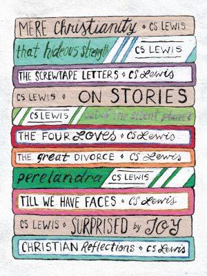cs lewis bookstack