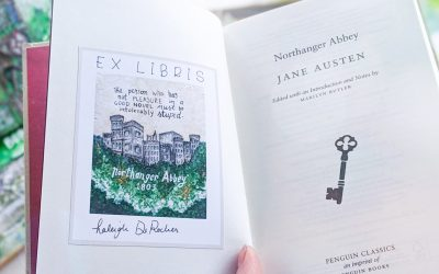 New Product: Bookplates