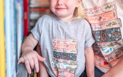 Introducing The Youthful Collection: Bookish Tees for Your Kids