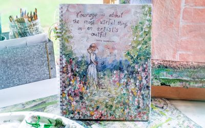 Sketchbooks: A Way to Find Your Artistic Courage