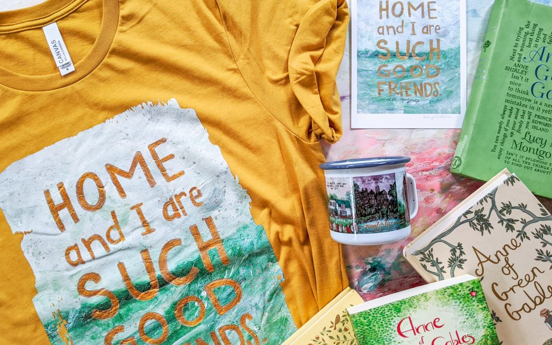 June Exclusive Tee and Bundles: Home and I