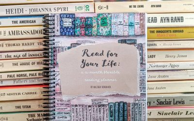 Read for Your Life! A flexible reading planner