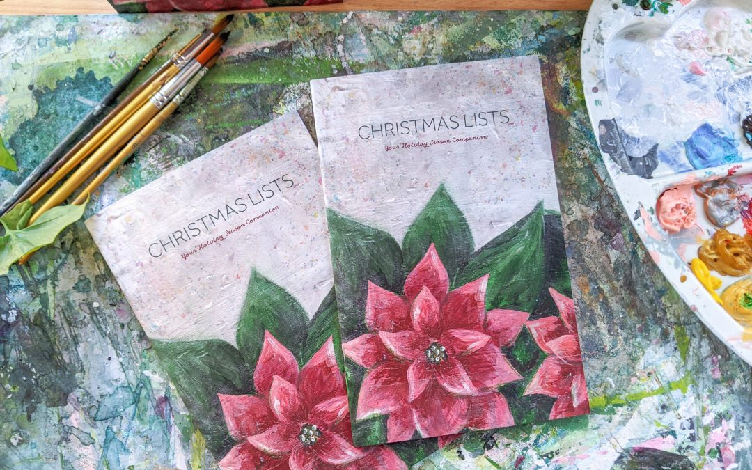 Want to stay organized this holiday season? Check out my new Christmas Lists: Holiday Season Planner!