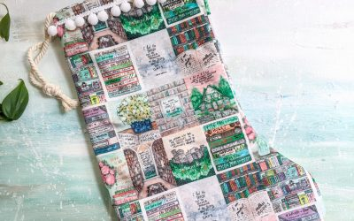 Bookish Christmas Stockings! Coming November 1st
