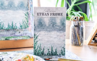 My Newest Illustrated Classic: Ethan Frome by Edith Wharton