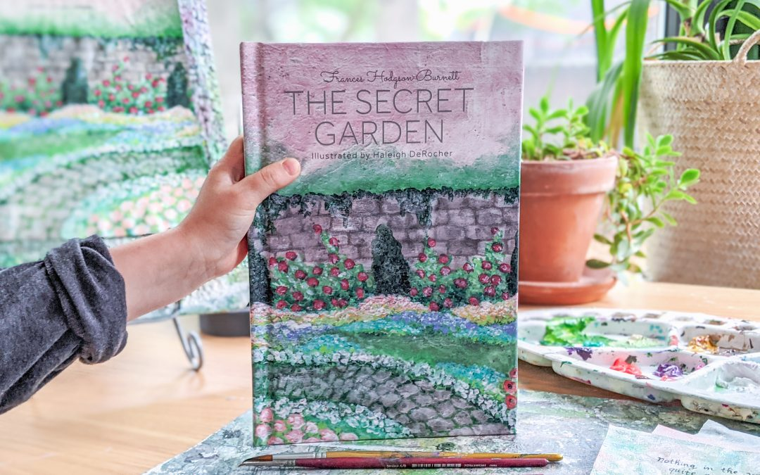 My Newest Illustrated Book: The Secret Garden