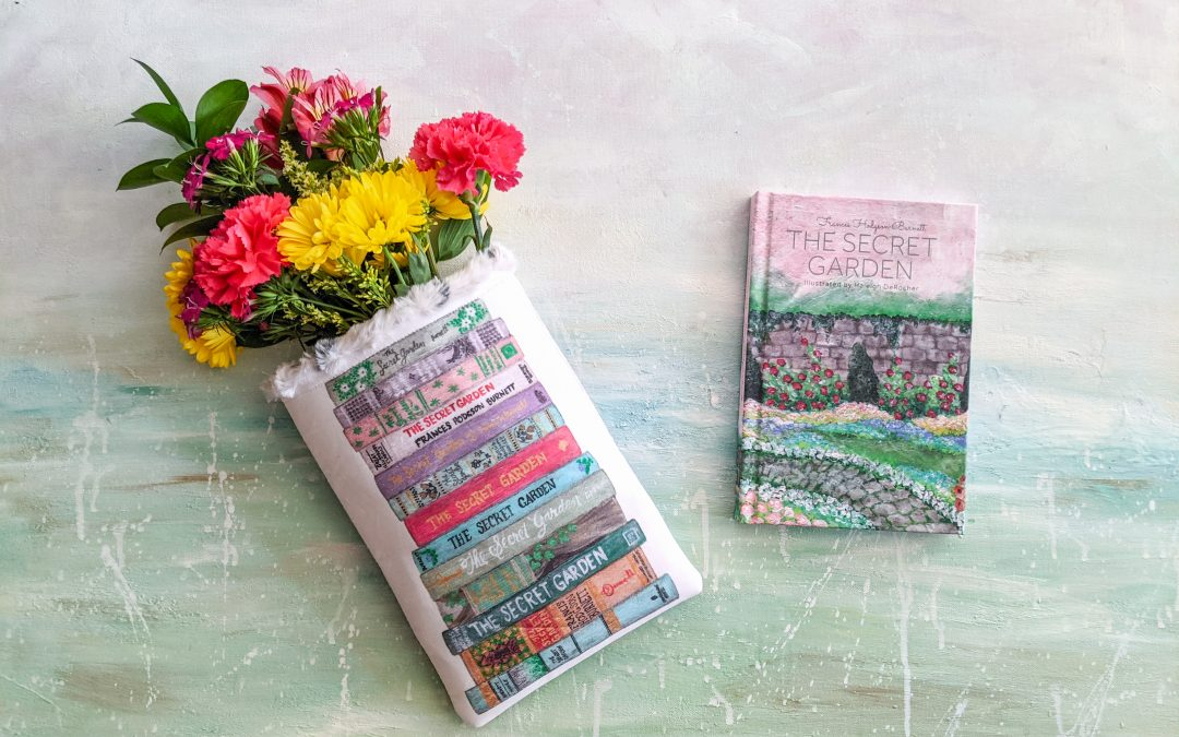 NEW! Book Sleeve of the Month