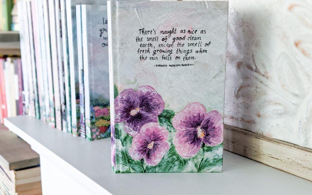 New Journal: The Garden Journal