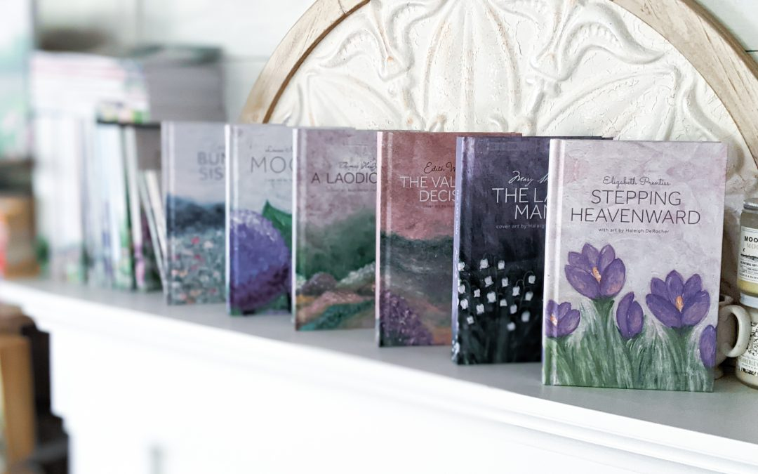 The Out of Print Collection: Stepping Heavenward by Elizabeth Prentiss
